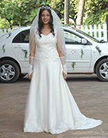Bridal Gowns From Concetta Bridals Testimonial Of Brides Based In Bangalore Kerala Chennai Goa Hyderabad Mumbai Dubai Mangalore