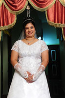 Thanks A Lot Preema For The Fantastic And Perfect Wedding Dress Big Day Of My Life Was Awesome It Came Out Has Made